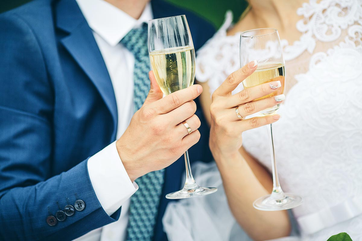 Top 10 Wedding Toast Ideas