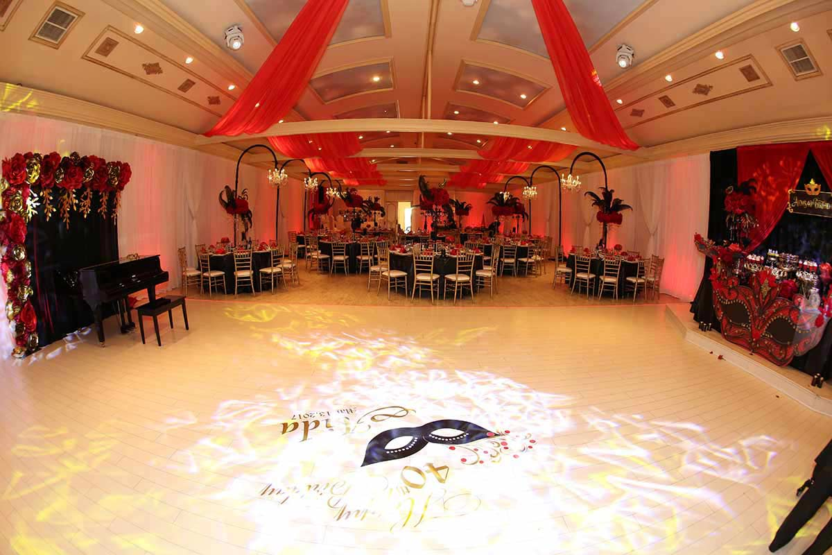 booking banquet hall