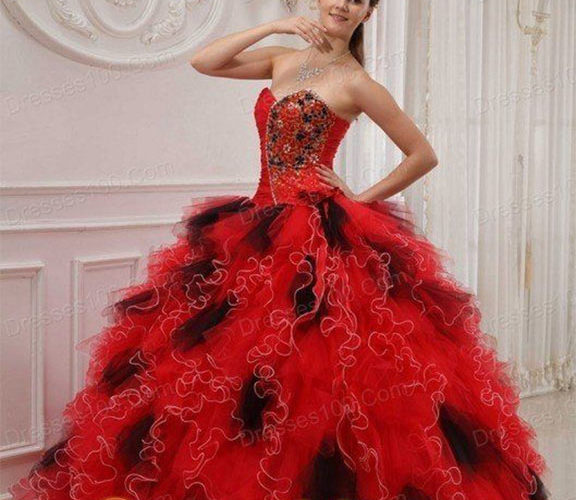 craziest quinceanera dress